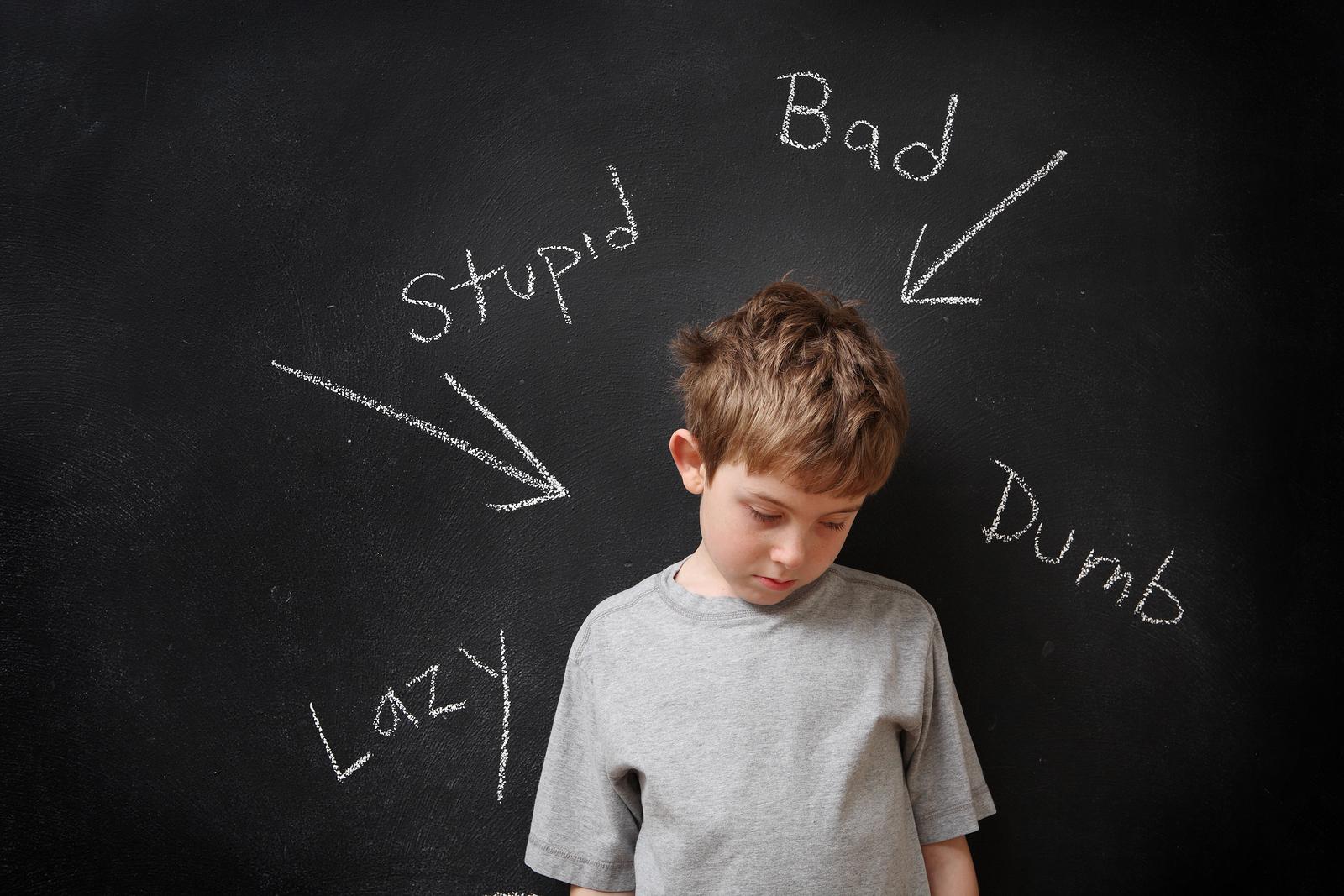 Hoe ga je om met pestkoppen Verbal Bullying Words