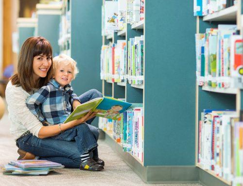 Uitzonderlijk begaafd en leren lezen