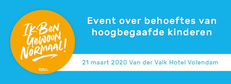 Uitzonderlijk begaafd in Nederland
