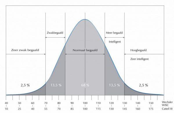 IQ schalen