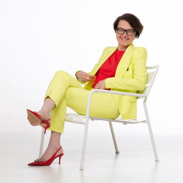 Renata Hamsikova als spreker